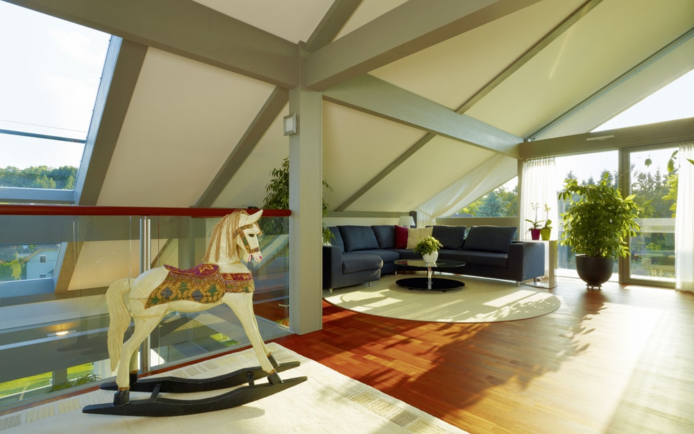 design haus art 5 grey in glas und holz architektur von huf haus lifestyle und design. Black Bedroom Furniture Sets. Home Design Ideas