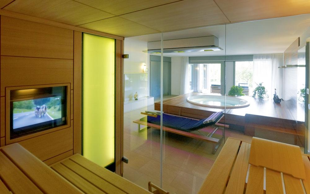 Design haus art 5 grey in glas und holz architektur von for Design haus