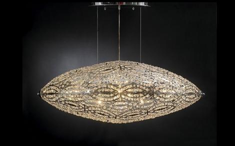 H ngelampe und design leuchten von vg italien lifestyle for Italienische design lampen