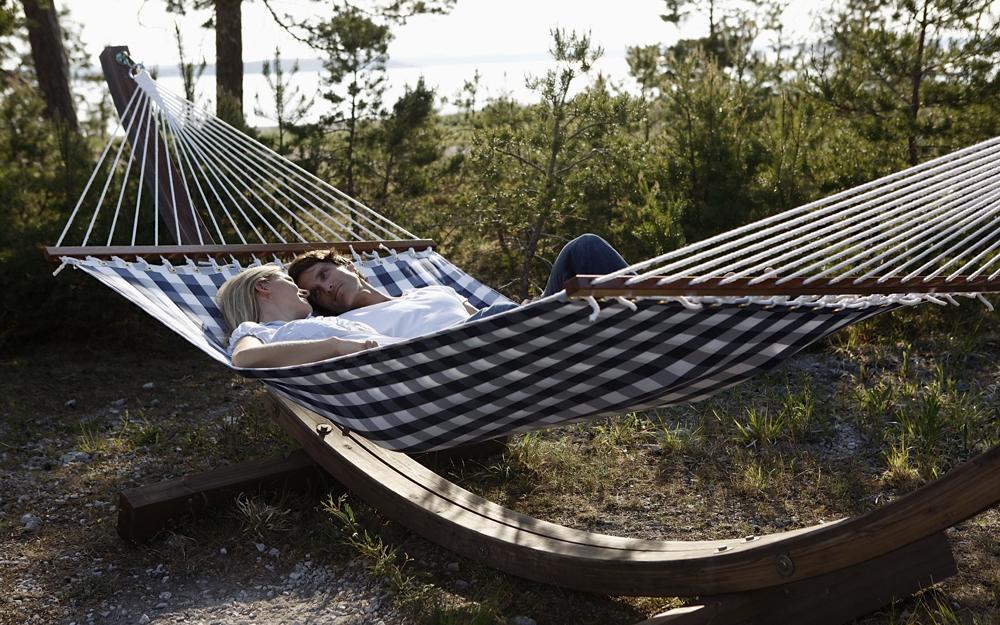 luxus h ngematte von h stens lifestyle und design. Black Bedroom Furniture Sets. Home Design Ideas