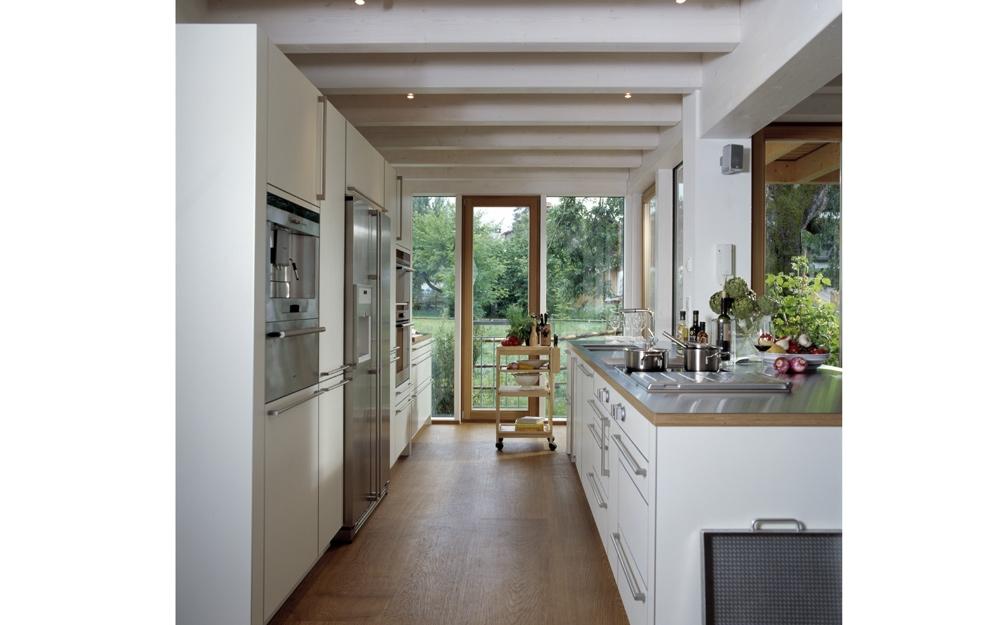 kologisch hochwertiges landhaus schauer von baufritz lifestyle und design. Black Bedroom Furniture Sets. Home Design Ideas
