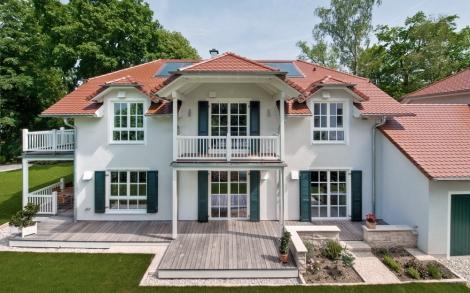 Landhaus Villa Steinhauser Von Baufritz Lifestyle Und Design
