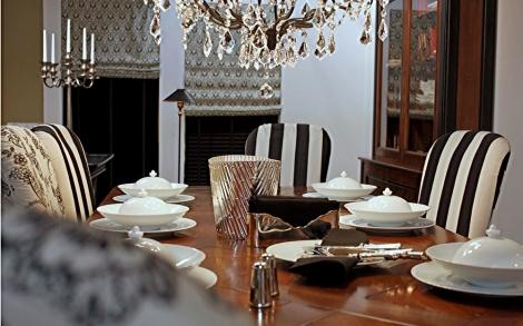 Tisch, Stühle, Deko wohnen und einrichten mit Domicil Möbel ...