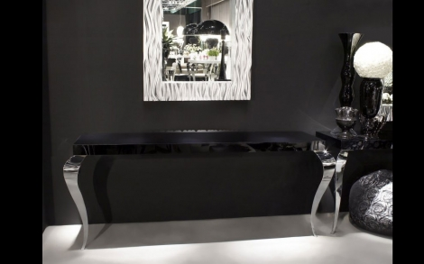 konsole luigi cadeau tisch oder design m bel von vg. Black Bedroom Furniture Sets. Home Design Ideas