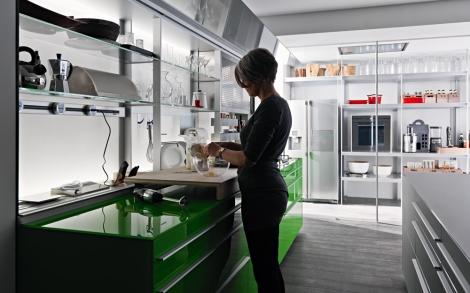 Moderne Kuche Artematica Kuchen Design Von Valcucine Lifestyle