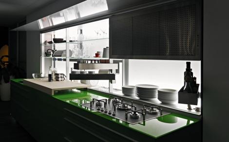 Luxusküchen, Küche Artematica, Küchen Design von Valcucine ...