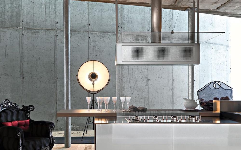 eine abzugshaube dunstabzug f r ihre k che lifestyle und design. Black Bedroom Furniture Sets. Home Design Ideas