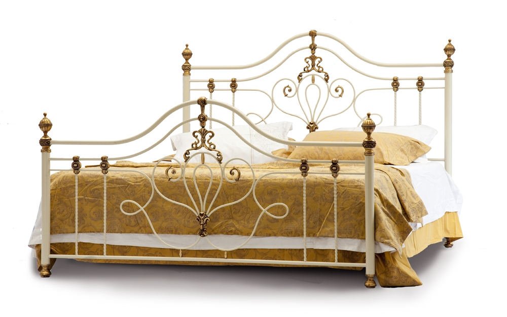 exklusive metallbetten lifestyle und design. Black Bedroom Furniture Sets. Home Design Ideas