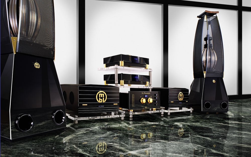 high end audio und hifi entertainment von mbl lifestyle und design. Black Bedroom Furniture Sets. Home Design Ideas