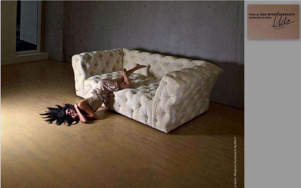 Cult Sofa by Bretz, eine Couch als Design Möbel | Lifestyle und Design