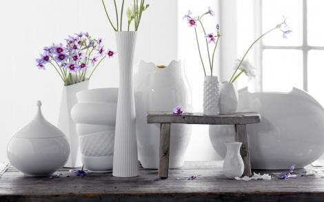minivasen von rosenthal neuheit 2012 wohnen und einrichten. Black Bedroom Furniture Sets. Home Design Ideas