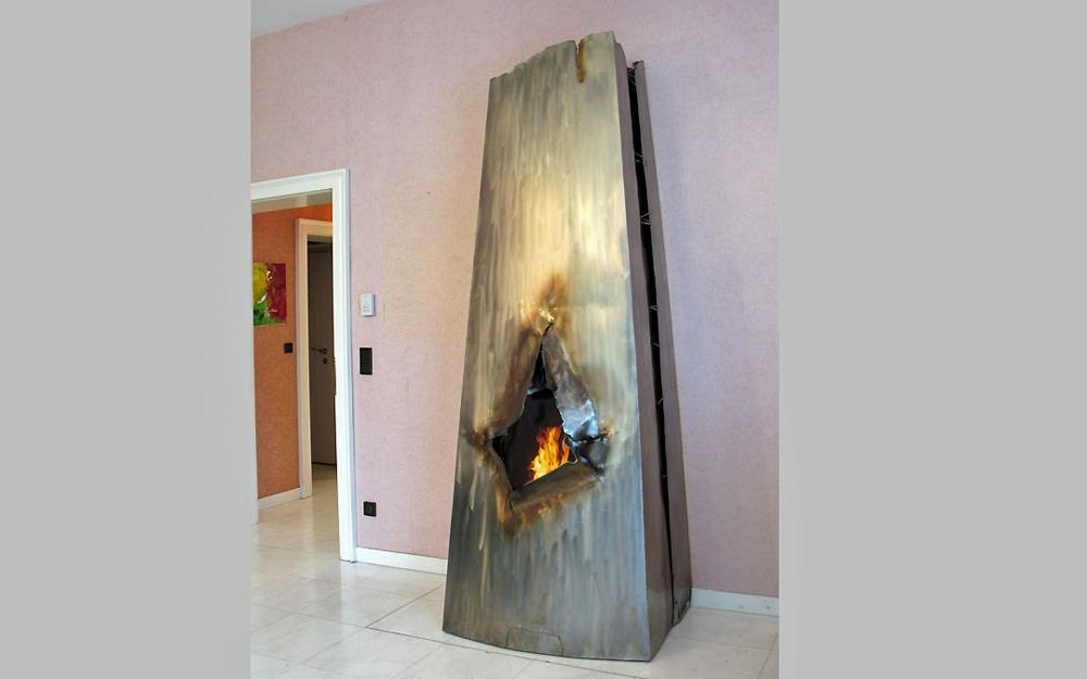 designer kamin von gahr metallart lifestyle und design. Black Bedroom Furniture Sets. Home Design Ideas