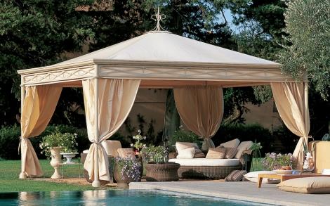Gartenpavillon design  Pavillon Elsinore von Unopiù | Lifestyle und Design