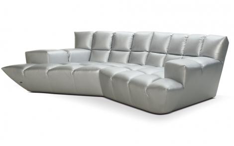 Chloud7 Platin Sofa von Bretz | Lifestyle und Design