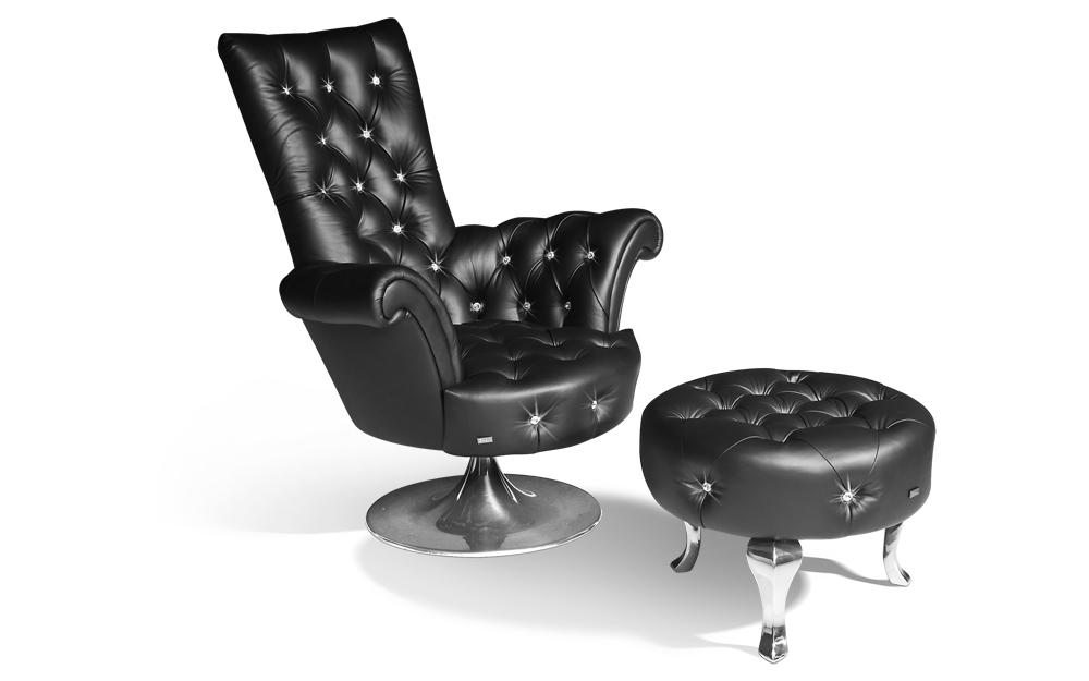 kautschi sessel von bretz lifestyle und design. Black Bedroom Furniture Sets. Home Design Ideas