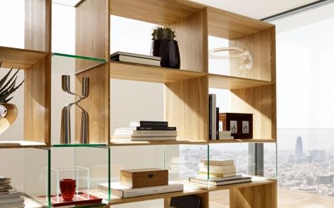 regal wohnwand m bel und design zum einrichten und. Black Bedroom Furniture Sets. Home Design Ideas