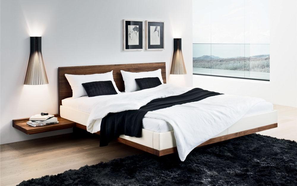 bett betten und schlafzimmer von team 7 lifestyle und design. Black Bedroom Furniture Sets. Home Design Ideas