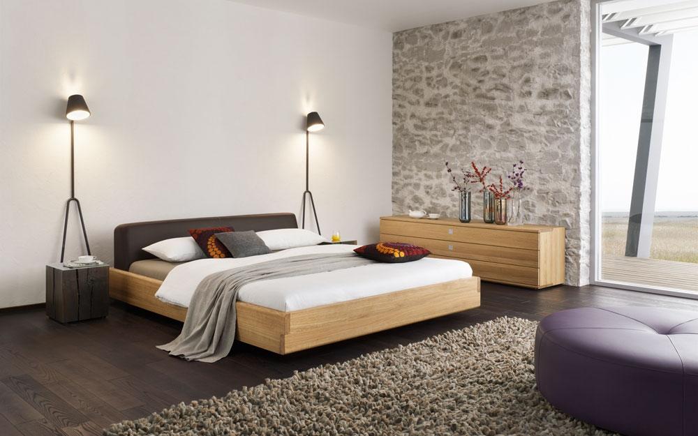 Bett, Betten und Schlafzimmer von TEAM 7  Lifestyle und ...