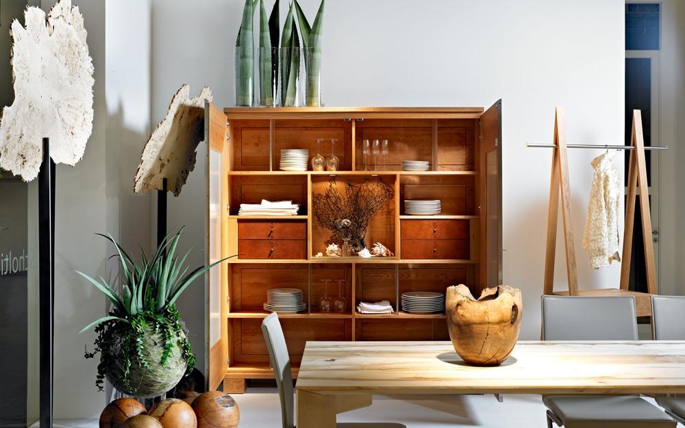 schreibtisch aus edlem holz von scholtissek lifestyle und design. Black Bedroom Furniture Sets. Home Design Ideas
