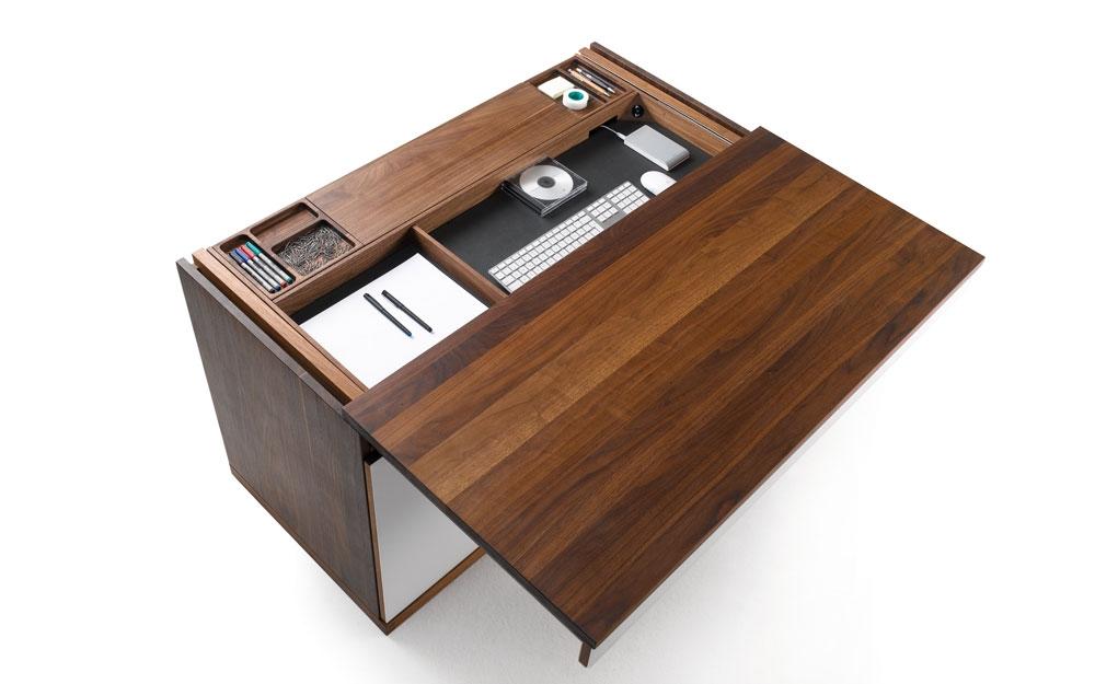Schreibtisch Sekretär Modern sekretär schreibtisch möbel und design zum einrichten und wohnen
