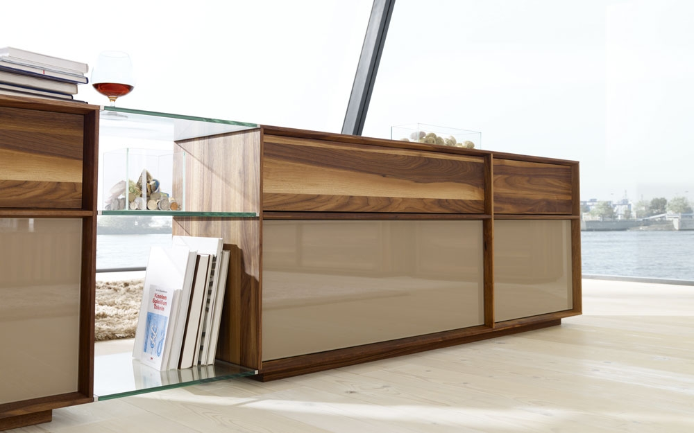 Designermöbel sideboard  Sideboard, Möbel und Design zum Einrichten und Wohnen von TEAM 7 ...