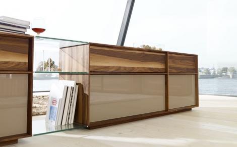 sideboard m bel und design zum einrichten und wohnen von team 7 lifestyle und design. Black Bedroom Furniture Sets. Home Design Ideas