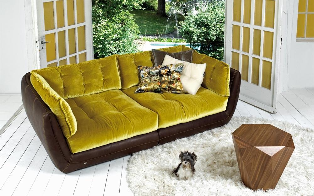 cult sofa by bretz eine couch als design m bel lifestyle und design. Black Bedroom Furniture Sets. Home Design Ideas