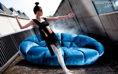 Designer couch rund  Designer Couch | Lifestyle und Design