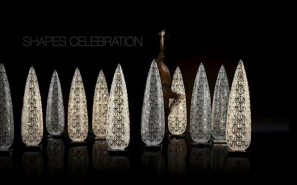 Stehlampe und leuchten von vg italien lifestyle und design for Exklusive lampen designer