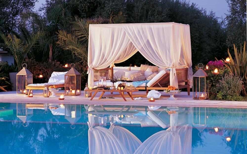 Luxus himmelbetten  Tischgruppe Eden von Unopiù | Lifestyle und Design