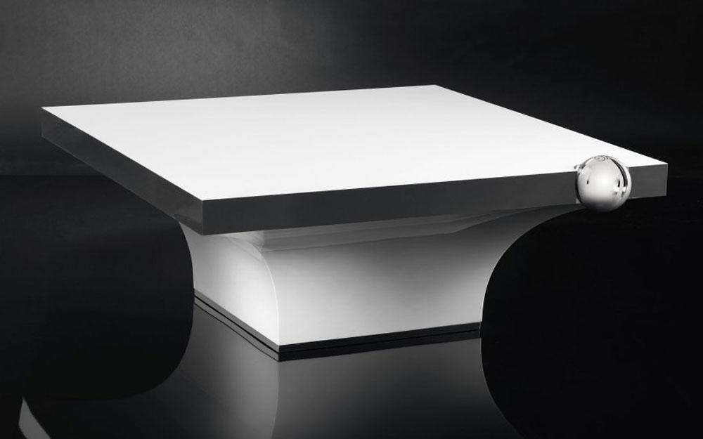 Tisch parapan cromo design m bel von vg italien for Kreuch tisch und design