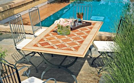tisch osiride von unopiù | lifestyle und design, Gartenarbeit ideen