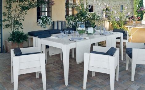 tisch und st hle althaea von unopi lifestyle und design. Black Bedroom Furniture Sets. Home Design Ideas