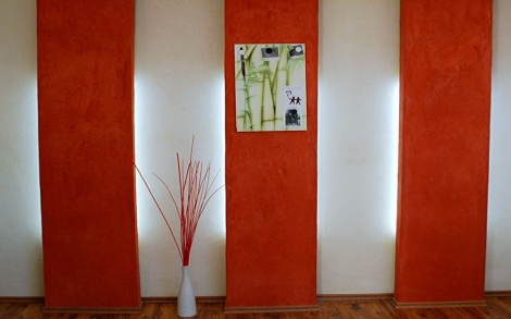 wandgestaltung bei stucco pompeji   lifestyle und design - Wandgestaltung Kreativ