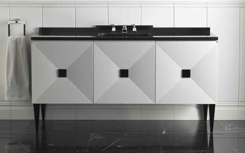 Waschtisch wide blues von devon devon lifestyle und design for Designer waschbeckenunterschrank