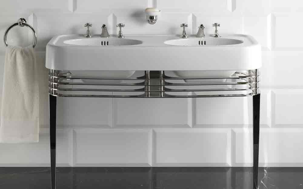 waschtisch suite bad armatur luxus bad baddesign von devon lifestyle und design. Black Bedroom Furniture Sets. Home Design Ideas