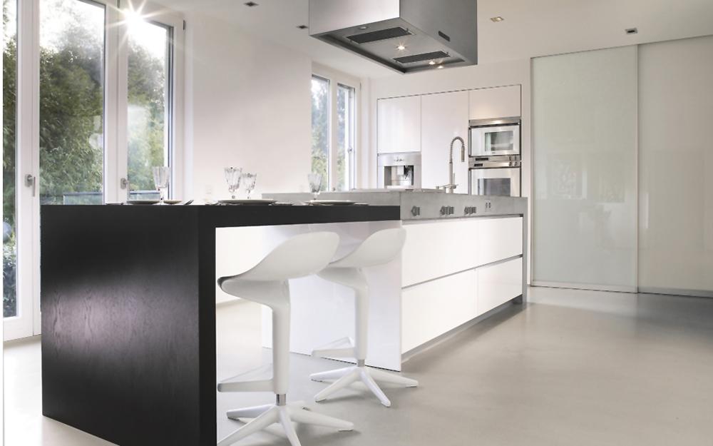 exklusives k chen design by walter wendel lifestyle und. Black Bedroom Furniture Sets. Home Design Ideas