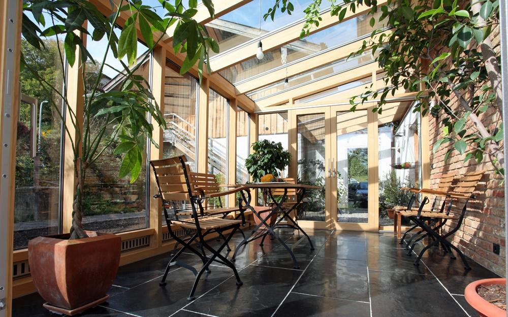 Wintergarten f r ihr haus von renaltner lifestyle und design - Gestaltung wintergarten ...