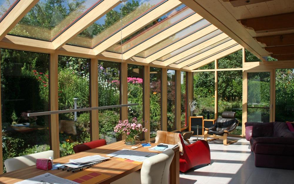 Wintergarten Design wintergarten für ihr haus renaltner lifestyle und design