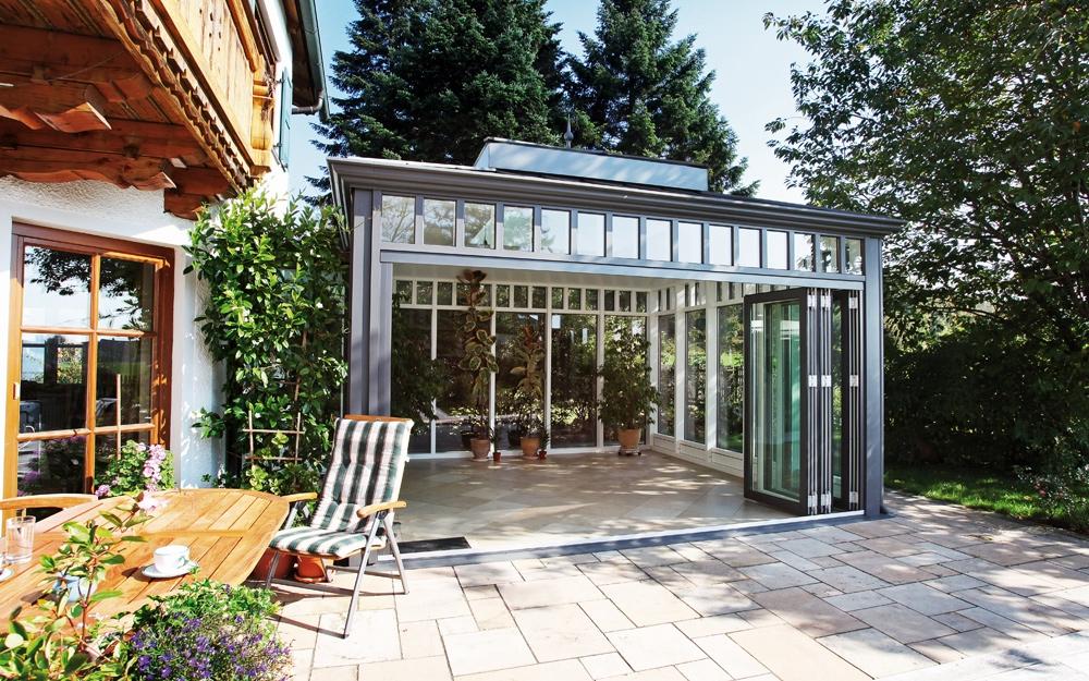 Relativ Wintergarten für Ihr Haus von Renaltner | Lifestyle und Design CX28