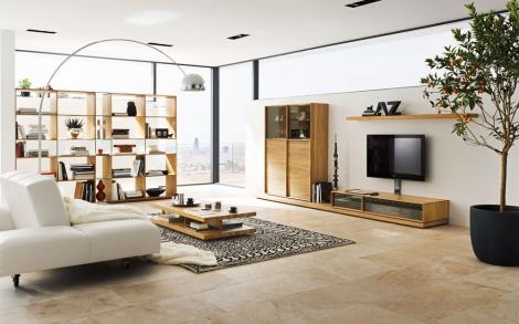 Wohnwand, Möbel und Design zum Einrichten und Wohnen von TEAM 7 ...