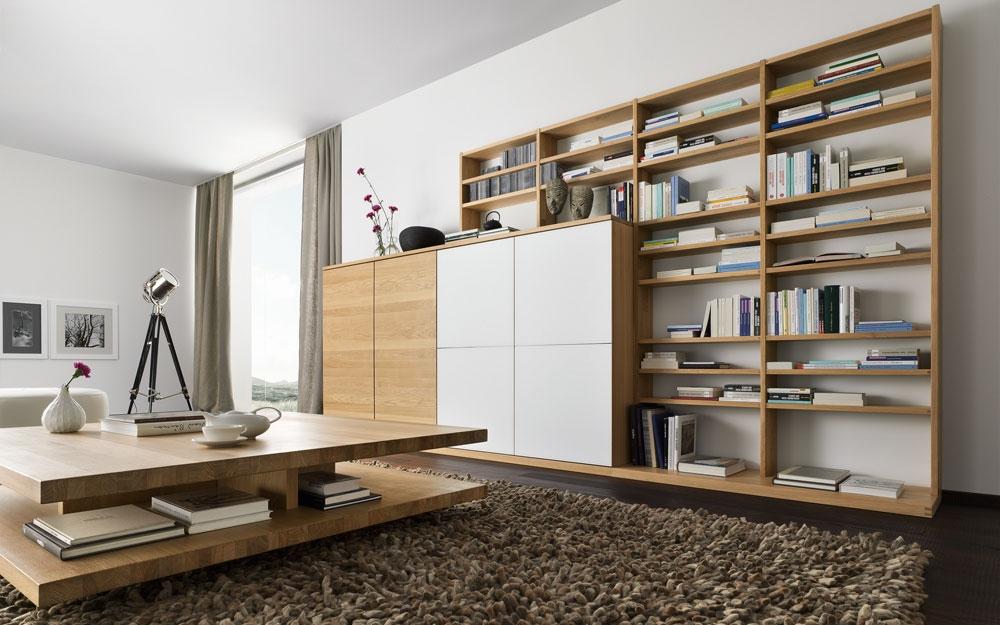 m bel und design zum einrichten und wohnen von team 7. Black Bedroom Furniture Sets. Home Design Ideas