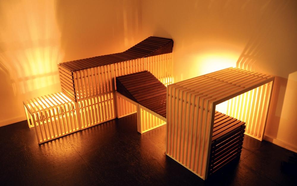 moderne sauna lifestyle und design. Black Bedroom Furniture Sets. Home Design Ideas