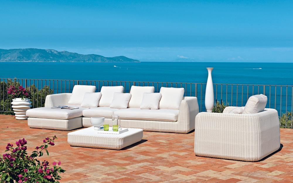 sonnenschirm und pergola von unopiu gartenm bel lifestyle und design. Black Bedroom Furniture Sets. Home Design Ideas