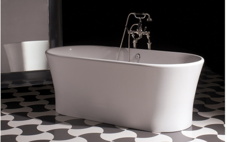 Baddesign badewanne fusion bad armaturen luxus bad for Italienisches baddesign