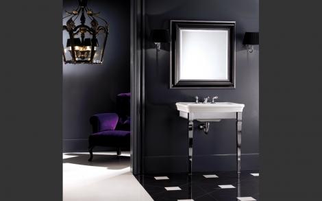 Waschtisch duke bad armatur luxus bad baddesign von for Italienisches baddesign