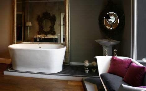 Badewanne, Baddesign, Waschtisch, Luxus Bad, Bäder von DEVON ...