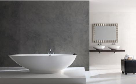 Albert Badewanne baddesign bad design waschbecken badewanne designer albert lifestyle und design