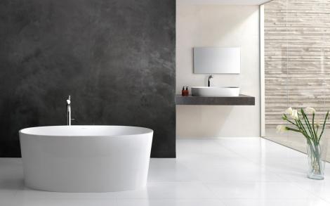 Albert Badewanne baddesign bad design waschbecken badewanne designer