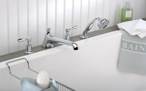 Exklusive Badewannenarmatur Fur Luxus Bader Und Baddesign Von Thg